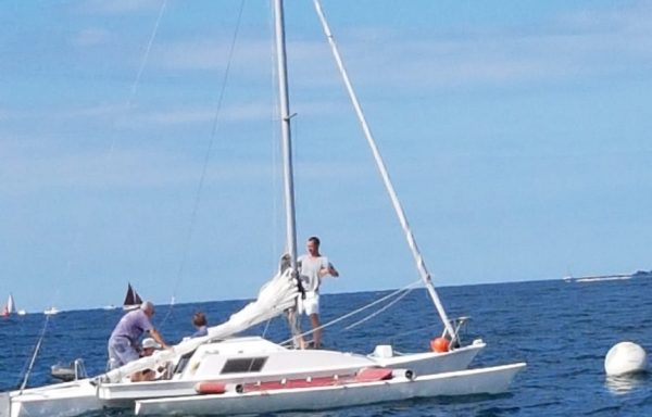 TRIMARAN SPEED 770 (vendu)