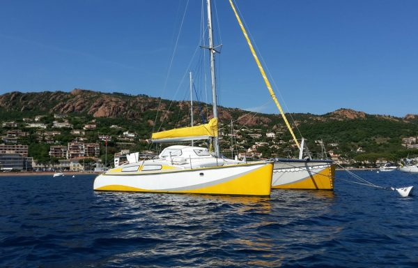 OUTREMER 40